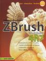 ZBRUSH  WORKBOOK 4 R7 พิมพ์ครั้งที่ 1 พ.ศ. 2559
