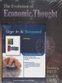THE EVOLUTION OF ECONOMIC THOUGHT ED8,2013