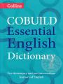 COBUILD ESSENTIAL ENGLISH DICTIONARY ,2014