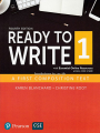READY TO WRITE 1 : A FIRST COMPOSITION TEXT ,4ED/2017