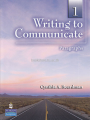 WRITING TO COMMUNICATE ,1ED/2008